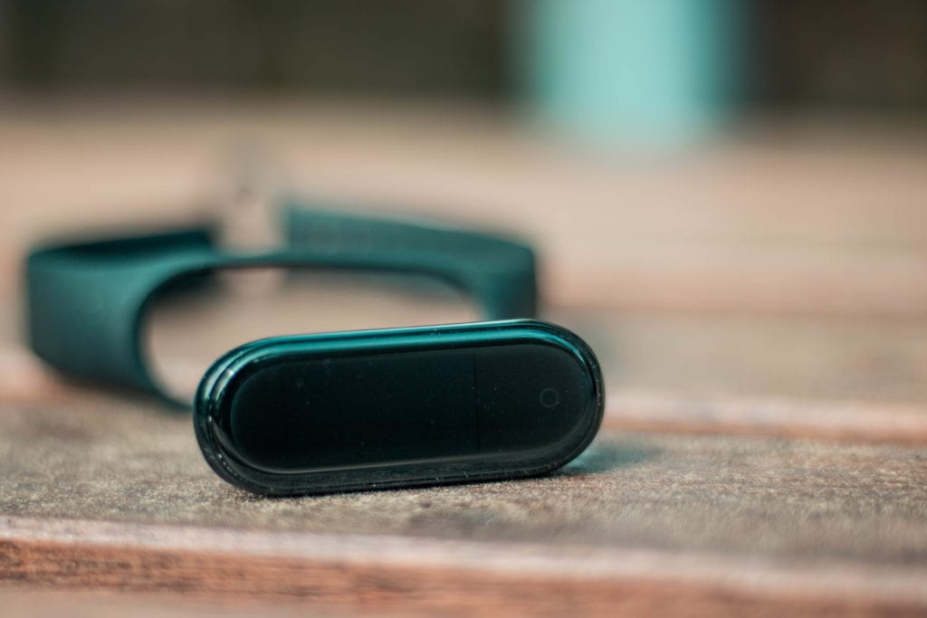 Display des Xiaomi Mi Band 4