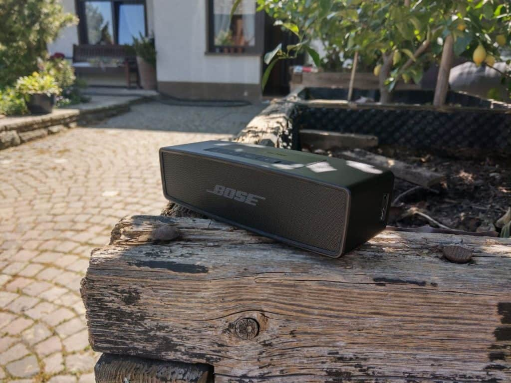 Bose SoundLink Mini II – Special Edition