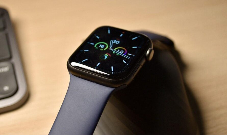Unboxing Apple Watch Series 6